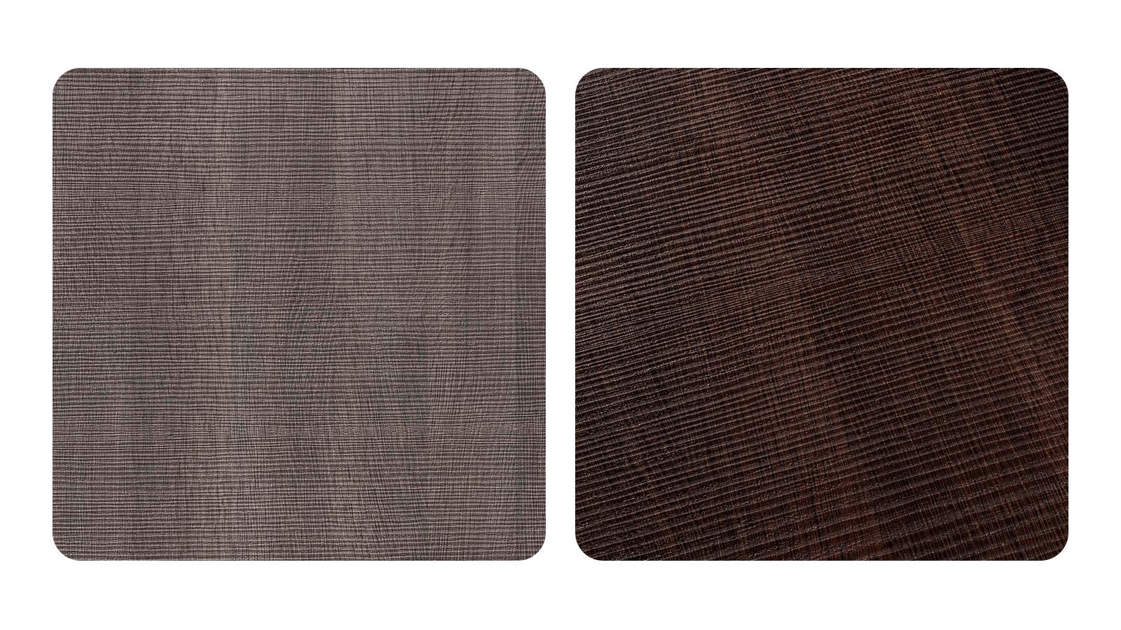 Laminado texturizado para puertas de madera prefabricada