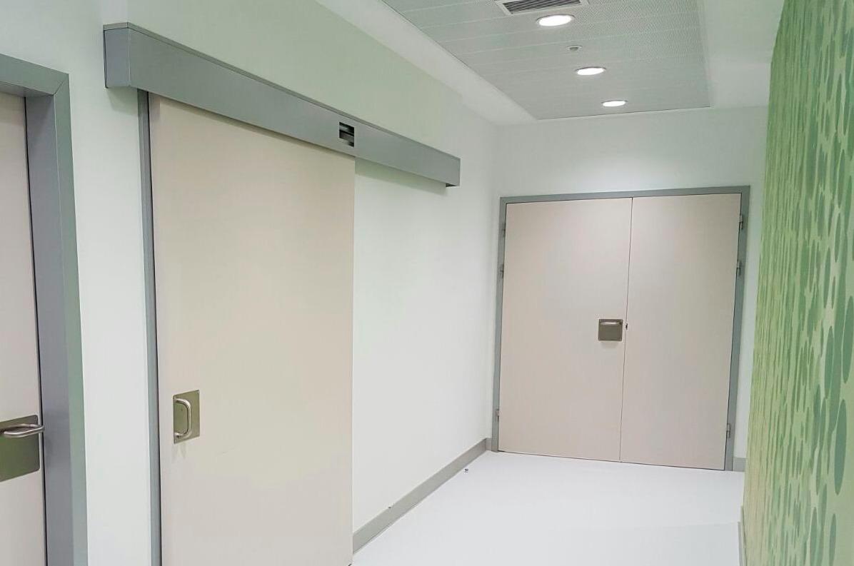 puertas de metal